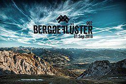 Party Flyer Berggeflüster 1 Sep '18, 18:30