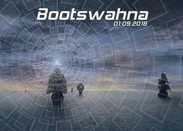Party Flyer Bootswahna 1 Sep '18, 23:00