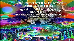 Party Flyer Good NEWS !!!! Day & Night Dance meets Rising Sun 1 Sep '18, 10:00