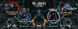 Party Flyer The Darkpsy of The Force 1 Sep '18, 23:30