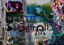 Party Flyer Skogtroll 2018 5 Sep '18, 18:00