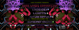 Party Flyer Dark Lord Convention 7 Sep '18, 23:00