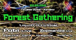 Party Flyer Forest Gathering 8 Sep '18, 20:00