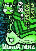 Party Flyer Murda Noiz 8 Sep '18, 22:00