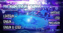 Party Flyer Progressive Tunes 8 Sep '18, 23:00