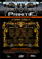 Party Flyer Primitif Festival 2018 12 Sep '18, 14:00