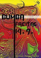 Party Flyer Goa Bumba 14 Sep '18, 23:00