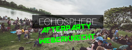 Party Flyer Echosphere Free Open Air AFTERPARTY 15 Sep '18, 22:00