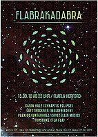 Party Flyer Flabrakadabra 15 Sep '18, 22:30