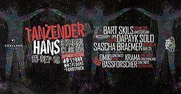 Party Flyer Tanzender Hans - Summer Closing Festival - Tag&Nacht 15 Sep '18, 17:00