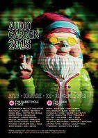 Party Flyer AUDIO GARDEN FESTIVAL 2018 21 Sep '18, 19:00