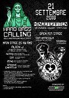 Party Flyer Restart - Hard Bass Calling #6 + Interanazionale Trash Ribelle OPEN AIR 21 Sep '18, 22:00