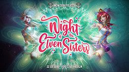 Party Flyer Night of the Elven Sisters 22 Sep '18, 23:00