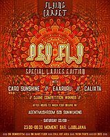 Party Flyer PSY FLY :: Special ladies edition :: OPEN AIR 22 Sep '18, 23:00