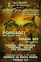 Party Flyer Sweet Psy Emotions w/ Parasect + Young Kim 22 Sep '18, 23:30