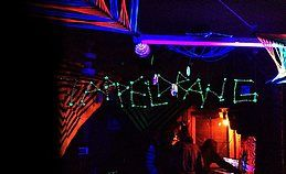 Party Flyer Zappeldrang im Tiefenrausch II 22 Sep '18, 23:00