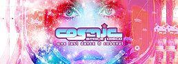 Party Flyer COSMIC - Letzter Tanz am Cobenzl mit Klopfgeister live 28 Sep '18, 22:00
