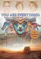 Party Flyer SOLD OUT! Goa & Psytrance in Europa: YOU ARE EVERYTHING FilmScreening&Afterparty 28 Sep '18, 18:00