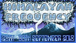Party Flyer Himalayan Frequency 2018 28 Sep '18, 10:00