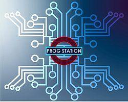 Party Flyer Prog Station 2018 Psytards Reunion 28 Sep '18, 20:00