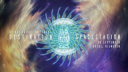 Party Flyer Spiral Galaxy - Destination Spacestation 28 Sep '18, 22:00