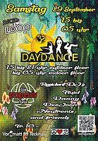 Party Flyer Day end Night Dance 29 Sep '18, 15:00