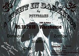 Party Flyer A Night in Darkness 5 Oct '18, 22:00