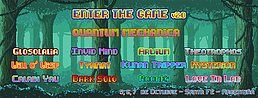 Party Flyer Enter The Game 5 Oct '18, 16:00