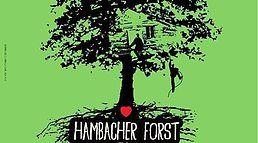 Party Flyer #SoliFürHambi #BochumTanzt 5 Oct '18, 18:00