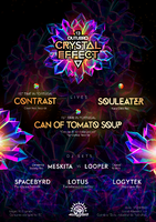 Party Flyer Crystal Effect 5 13 Oct '18, 23:30