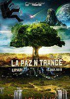 Party Flyer La Paz N Trance | Open Air 13 Oct '18, 17:00