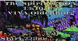 Party Flyer Spirit of GOA 2.0 13 Oct '18, 22:00