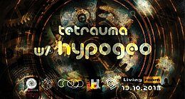 Party Flyer Tetrauma 13 Oct '18, 23:30