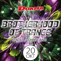 Party Flyer Brotherhood of Trance 20 Oct '18, 22:00