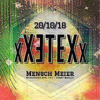 Party Flyer xXETEXx I Hypogeo, Krumelur, Djoanna, Southwild uvm. 20 Oct '18, 23:30