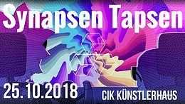 Party Flyer Synapsen Tapsen - Space Travel Edition 25 Oct '18, 22:00