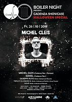 Party Flyer Cadenza Show case HALLOWEEN SPECIAL 26 Oct '18, 20:00