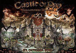 Party Flyer Castle of Psy IX 27 Oct '18, 21:00