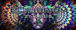Party Flyer ๑ EQilibrium GOA (Extra Hour) ๑ 27 Oct '18, 22:00