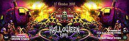 Party Flyer Murky Marduk - Halloween Party 27 Oct '18, 21:00