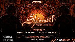 Party Flyer ॐ Śhānti Halloween Nightॐ 31 Oct '18, 23:00