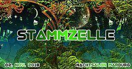 Party Flyer Stammzelle -the universal language- 2 Nov '18, 22:00