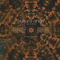 Party Flyer Cultura Animi /w Haryashvas LIVE (D Noir Rec.) 3 Nov '18, 23:00