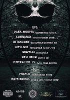 Party Flyer Halloween Birthday Blast with F1 3 Nov '18, 21:00