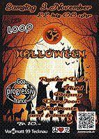 Party Flyer halloween 3 Nov '18, 22:00