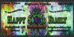 Party Flyer HappySoundFamily Night 3 Nov '18, 21:00
