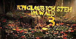 Party Flyer ๑۩ Ich glaub Ich steh im Wald 3 /Live Patara/Sonic Tickle/ (PARASOMNIA NIGHT) ۩๑ 3 Nov '18, 23:00