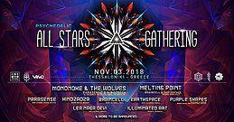 Party Flyer Psychedelic ASG 2018 - Greek Edition 3 Nov '18, 22:00