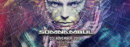 Party Flyer Somnambul 2018 3 Nov '18, 21:00
