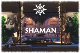 Party Flyer Shaman ۞ The Sanctuary 4 Nov '18, 11:00